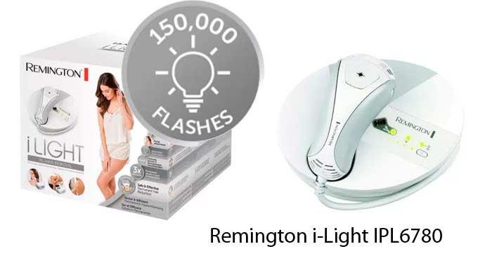 Remington i-Light IPL6780